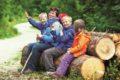 Kinder, die viel Zeit im Freien verbringen, haben ein geringeres Risiko, kurzsichtig zu werden
