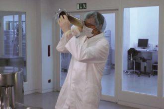 Herstellung homöopathischer Flüssigarzneimittel