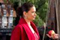"""Sandra Speichert in der Telenovela-Serie """"Rote Rosen"""""""