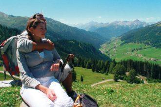 An- und Entspannung auf den atemberaubenden Wanderwegen im Tiroler Alpenland
