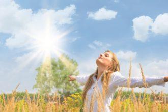 Die Sonne genießen – Baustein für ein knochenfittes Leben