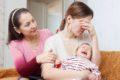 Statt sich über das eigene Baby zu freuen, leiden viele Frauen in den ersten Wochen nach der Geburt unter dem Babyblues