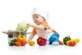 Eine ausgewogene Zufuhr an Nährstoffen fördert die Fruchtbarkeit