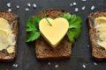 Ist Margarine wirklich gesund? Das in Margarine enthaltene Glycidol steht im Verdacht, beim Menschen Krebs zu erzeugen
