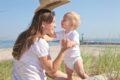 Die Versorgung mit Vitamin-D, das nur durch das Licht der Sonne gebildet werden kann, ist für die Gesundheit der Kinder sehr wichtig.