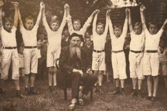Felkefest im Jahre 1925