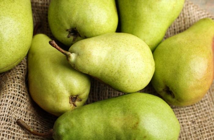 Laut einer US-Studie senkt der Verzehr einer oder mehrerer Birnen täglich das Risiko für Übergewicht um ein Drittel.