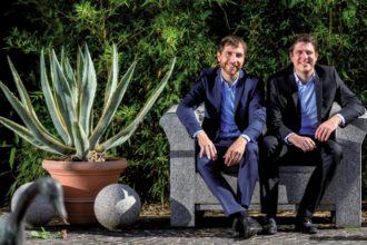 Geschäftsführer Mathias (l.) und Marcus Hevert sind stolz auf die Entwicklungen der CSR-Arbeit im eigenen Unternehmen.