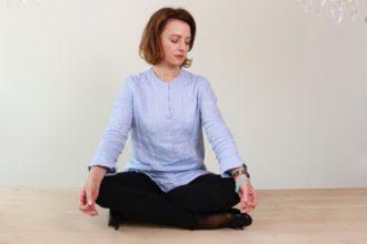 Regelmäßige Entspannungsübungen tragen zu einer gesunden Balance von Körper und Geist bei.