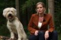 Um die innere Ruhe zu finden und zu entspannen, nutzt Julia Scherf lange Spaziergänge mit ihrem Hund in freier Natur.