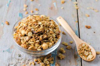 Müsli enthält mit Omega-3-Fettsäuren Stoffe, die positiv aufs Gehirn wirken sollen.