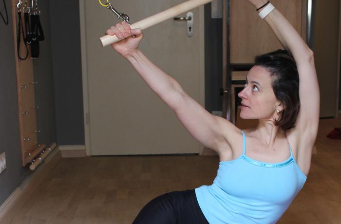 Über Bewegung lassen sich die Faszien effektiv stärken und gesund halten. | Bild: Bild: Body Poetry, Mind & Body Coach Dr. Zrinka Fidermuc Maler