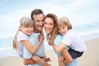 Je höher der Bildungsgrad der Eltern, desto mehr Zeit verbringen sie später mit ihren Kindern.
