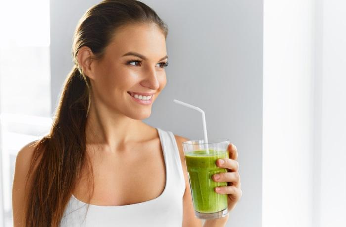 Eine ausgewogene Ernährung kann Teil eines Programms sein, mit dem das Lymphsystem angeregt wird.