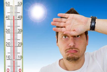 Die durch den Klimawandel verursachten vermehrt auftretenden Hitzewellen verstärken die Luftverschmutzung mit Schadstoffen.
