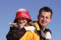 Menschen, die nördlich des 42. Breitengrads leben, haben im Winter vergleichsweise wenig von der Sonne.