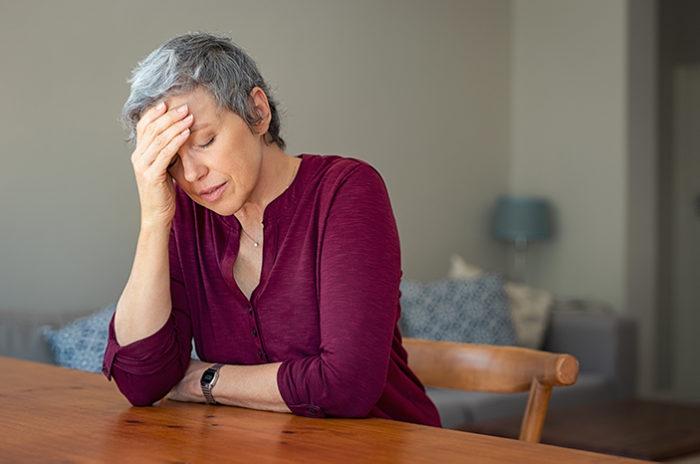 Schlafstörungen und innere Unruhe in den Wechseljahren