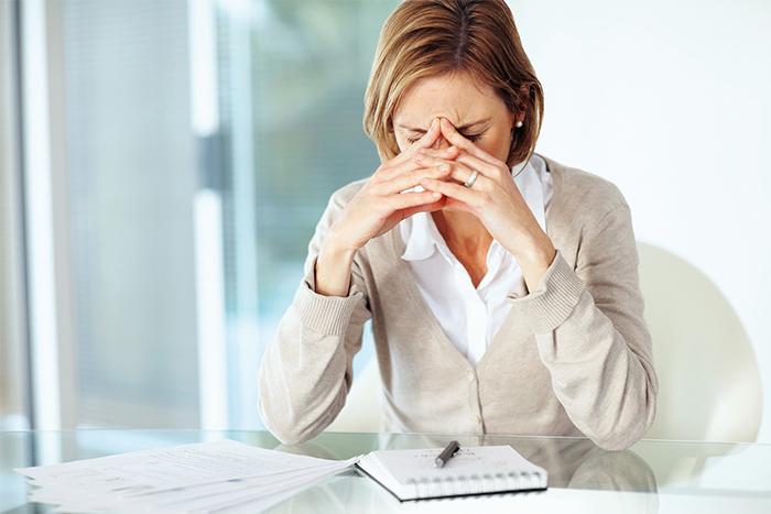 Silent Inflammation durch Stress