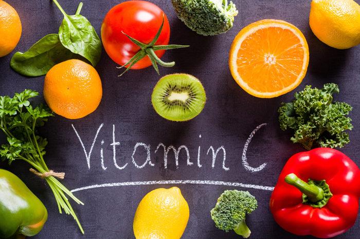 Vitamin C-Lieferanten im Winter
