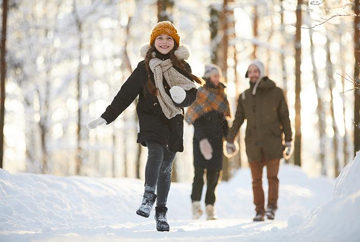 Vitamin D: Ausreichend versorgt im Winter