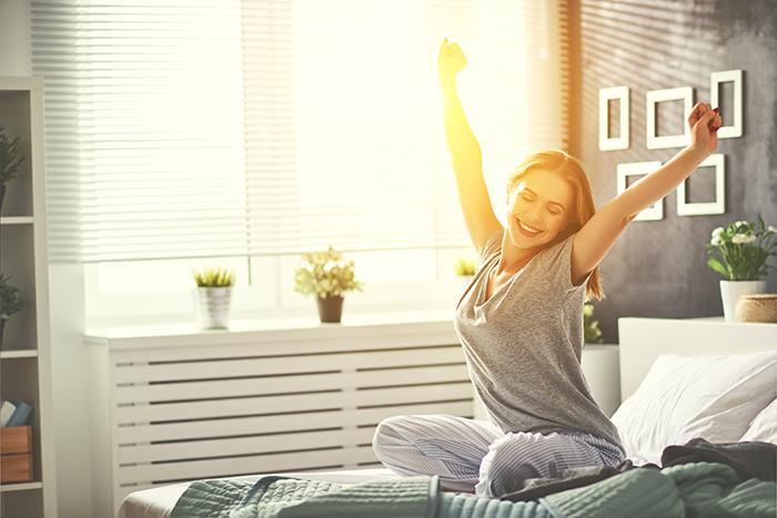 Wie der Schlaf das Immunsystem stärkt