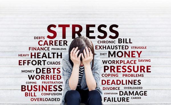 Depressive Verstimmungen sind häufige Begleiter von Stress.